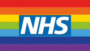 NHS Pride Logo